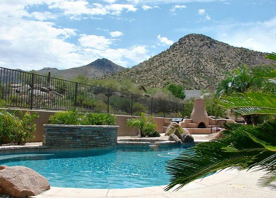 Desert Crest Homes in Troon Village Scottsdale