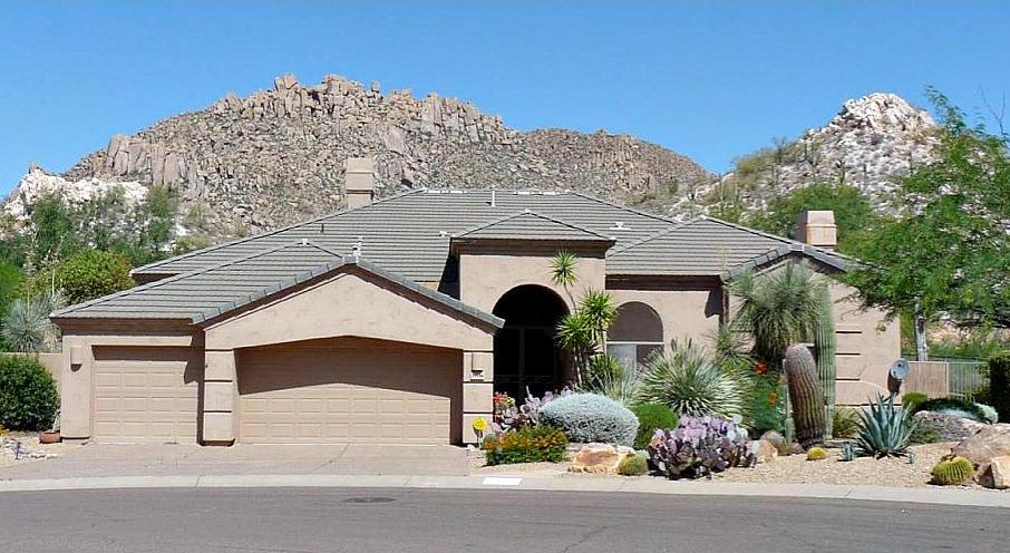 Sonoran Highlands in Troon Scottsdale AZ