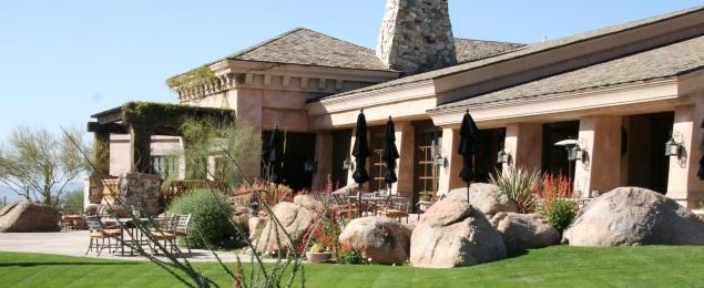Estancia Homes in Troon Scottsdale AZ
