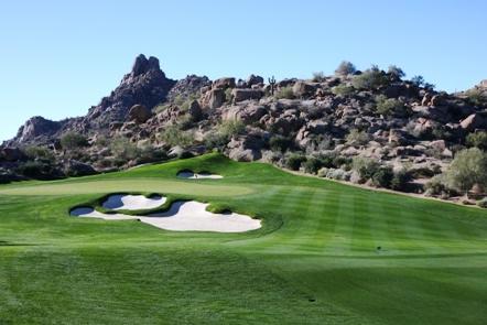 Estancia Golf in Troon Scottsdale AZ