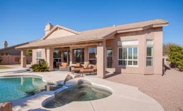 Crown View Estates in Troon Scottsdale AZ
