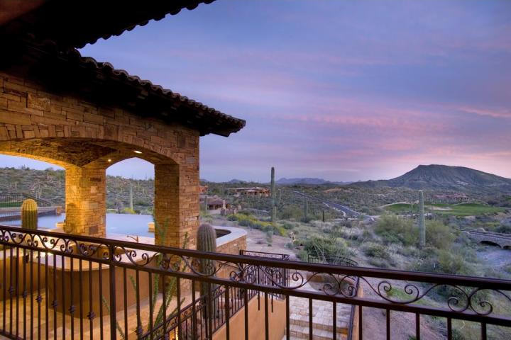 Homes with Casitas in Troon Scottsdale AZ