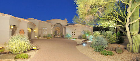 Troon Ridge Homes in Troon Scottsdale AZ