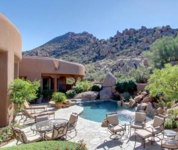 Windy Walk Estates at Troon Village Homes in Troon Scottsdale AZ