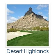 Desert Highlands Golf Homes