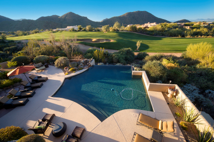 Glenn Moor Homes in Troon Village in Troon Scottsdale AZ