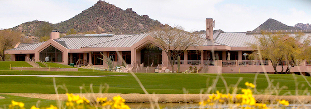 Troon Country Club Clubhouse