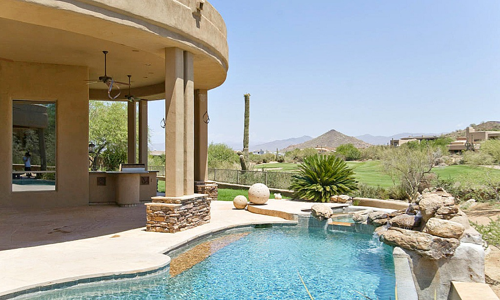 Candlewood Estates Homes in Troon North Scottsdale