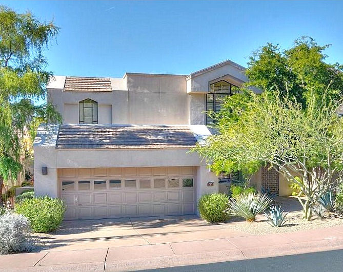 Ballantrae Ridge at Troon Village Homes in Troon Scottsdale AZ