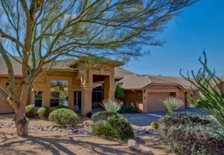 Desert Crest Homes in Troon Scottsdale AZ