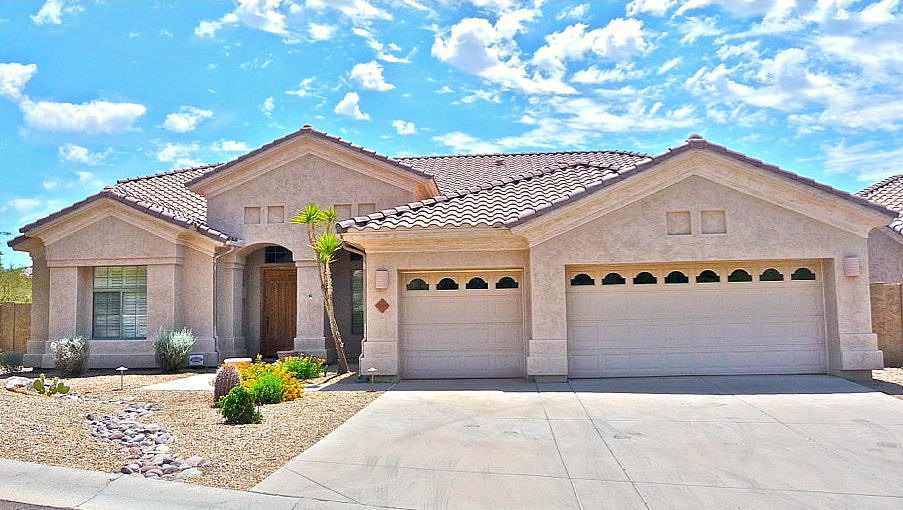 Dorado at Troon Village Homes in Troon Scottsdale