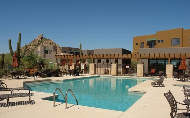 Eagles Pass Condos for Sale in Troon Scottsdale AZ