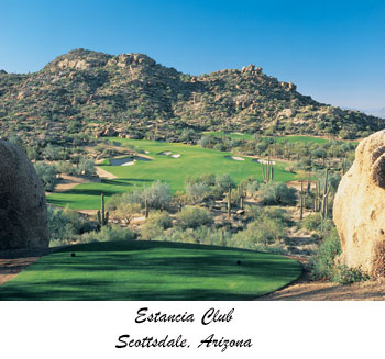 Estancia Golf Scottsdale AZ