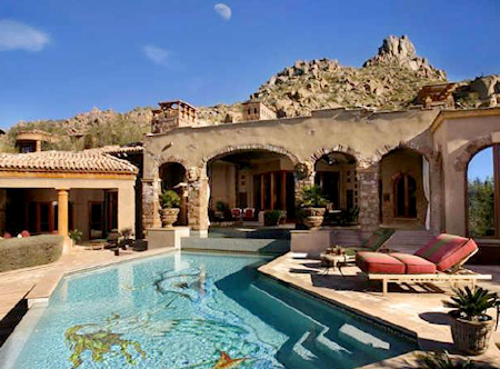 Estancia Real Estate in Troon Scottsdale AZ