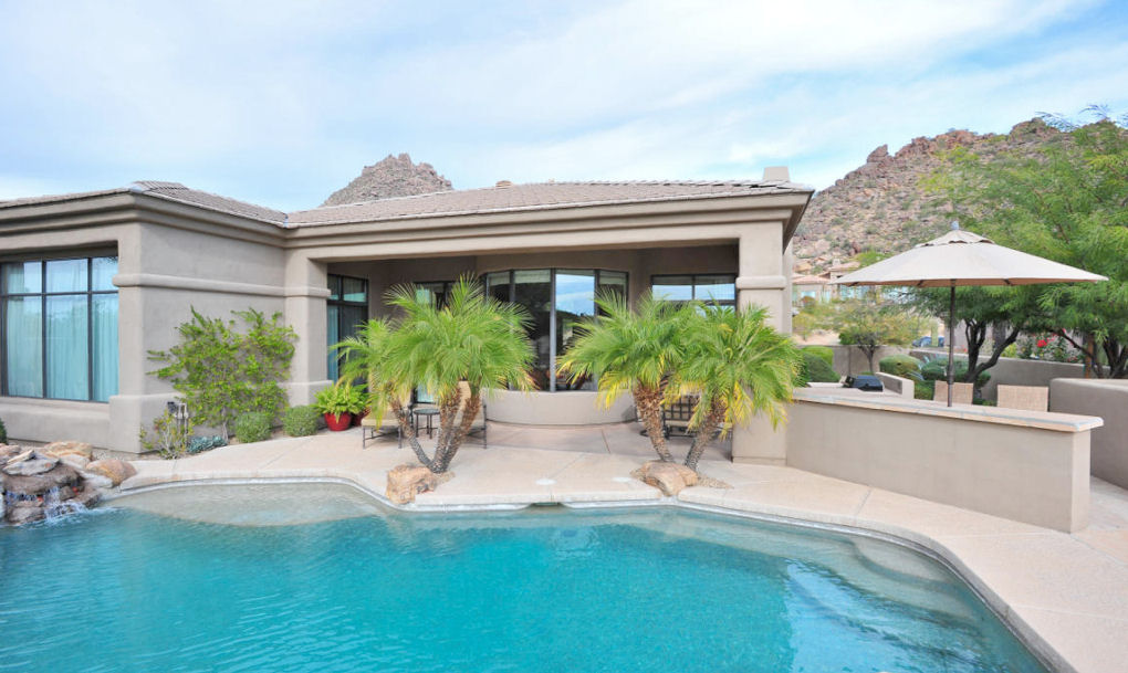 Quail Ridge Homes in Troon Scottsdale AZ