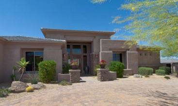 Sonoran Crest in Troon Scottsdale AZ