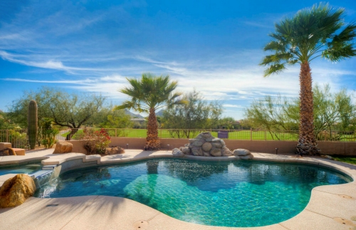 Balancing Rock Homes for Sale in Troon Scottsdale AZ