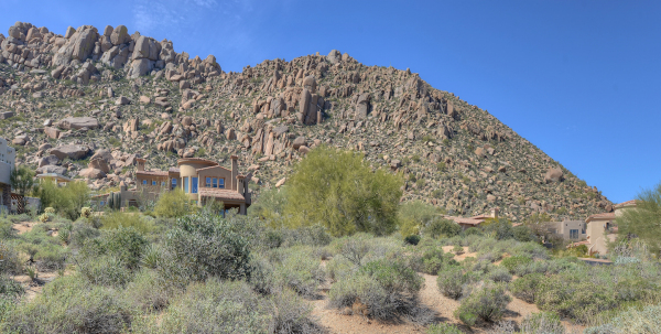 Troon Mountain Scottsdale