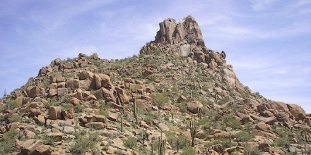 Pinnacle Peak Place in Troon Scottsdale AZ