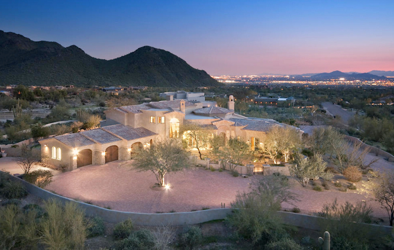 Troon Scottsdale Homes $2-4 Million For Sale