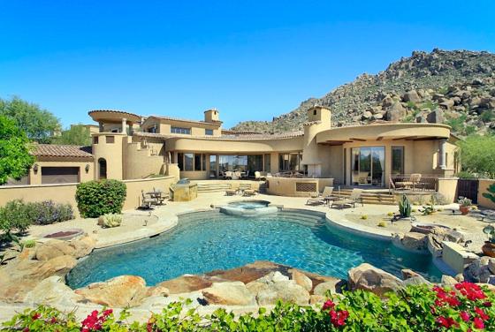 Luxury Troon Home