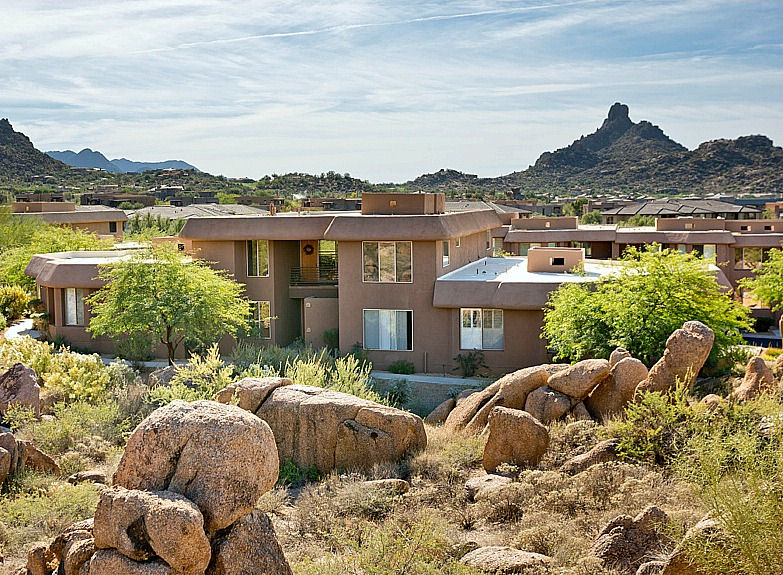 Troon Two Bedroom Homes in Troon Scottsdale AZ