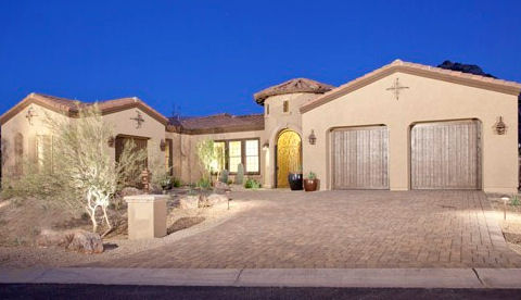 Troon Five Bedroom Homes in Troon Scottsdale AZ