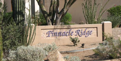 Pinnacle Ridge Homes in Troon North
