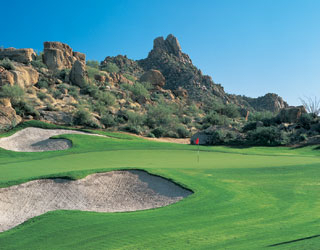 The Estancia Golf Club