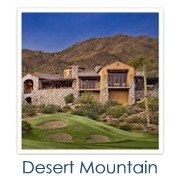 Desert Mountain Golf Homes