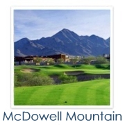 McDowell Mountain Golf Homes