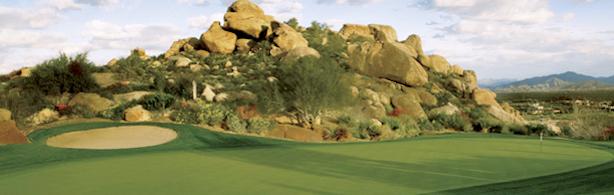 Troon North Golf Rocks