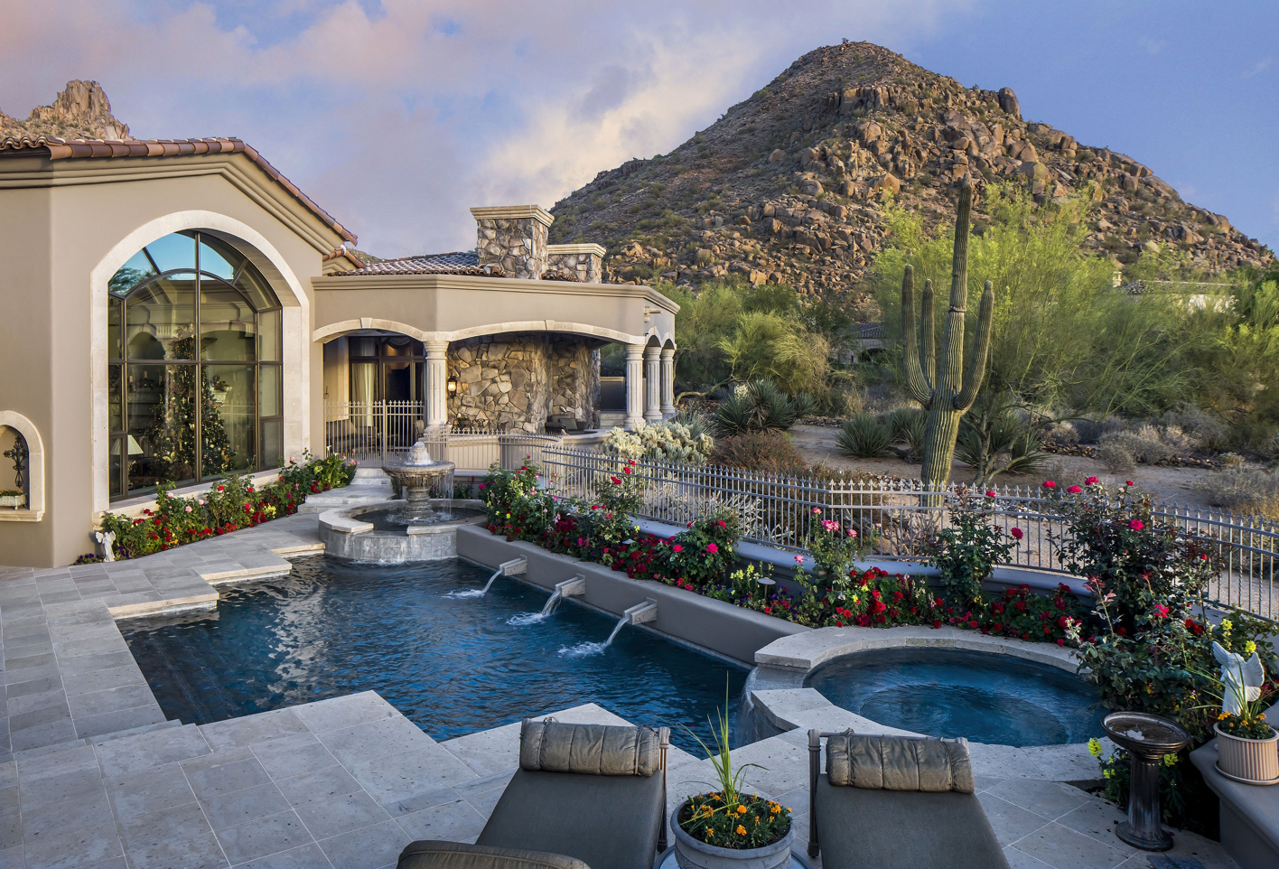 Boulder Crest Troon Scottsdale